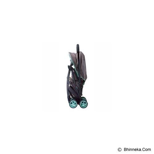 APRICA Karoon [92552] - Aqua Blue - Stroller / Kereta Dorong Bayi